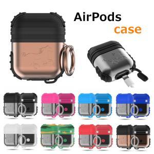 """""""対応サイズ/機種: Apple AirPods  素材: TPU+アルミ  特徴:  ◆AirPo..."""