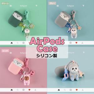 """""""""""""""対応サイズ/機種: Apple AirPods/AirPods2 素材:シリコン製 特徴  ◆..."""
