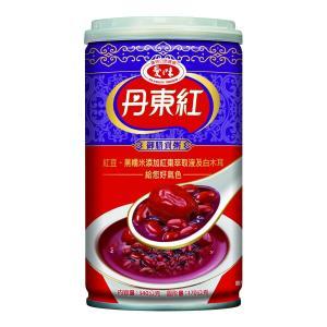 《愛之味》丹東紅御膳貢粥 340g(アズキと黒米とナツメのお粥)《台湾 お土産》|rnet-servic