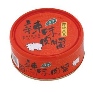 《青葉》 辣味肉醤(150g/缶)(スパイシー肉そぼろ缶詰) 《台湾B級グルメ お土産》|rnet-servic
