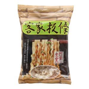 《阿舍食堂》 客家板條-辣味(5袋)475g (元祖台湾まぜそば(乾麺)《板條麺》・スパイシー味) 《台湾 お土産》|rnet-servic