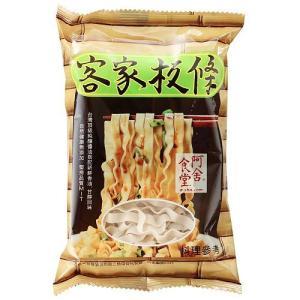《阿舍食堂》 客家板條-原味(5袋)475g (元祖台湾まぜそば(乾麺)《板條麺》・オリジナル味) 《台湾B級グルメ お土産》|rnet-servic