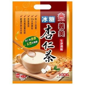 《義美》 冰糖杏仁茶/(アーモンドティー)(13包/袋) 《台湾 お土産》|rnet-servic