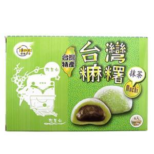 《董師傅》台灣餅-抹茶口味 (台湾抹茶大福餅) 《台湾 お土産》|rnet-servic