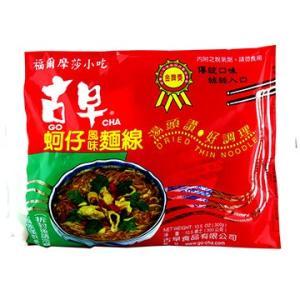 《古早》  阿仔風味麺線−300g (オイスター風味ラーメン) 《台湾B級グルメ お土産》|rnet-servic