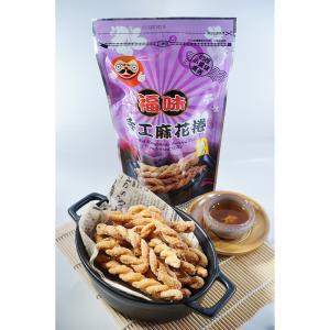 《福味》手工麻花捲(練乳)★台湾かりんとう(練乳味)  《台湾 お土産》|rnet-servic