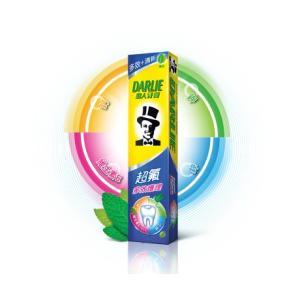 《黒人》超気多效護理牙膏 180g入★台湾NO.1歯磨き粉★フッ素配合マルチケアタイプ 《台湾 お土産》|rnet-servic