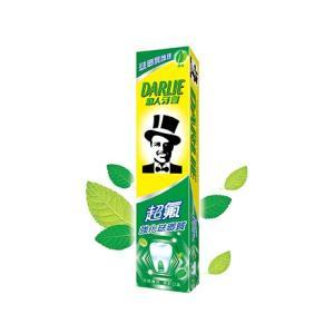 《黒人》超気強化琺瑯質牙膏 120g入★台湾NO.1歯磨き粉★スーパーフッ素配合エナメル質強化タイプ 《台湾 お土産》|rnet-servic