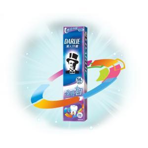 《黒人》全亮白多效護理牙膏 140g入★台湾NO.1歯磨き粉★ホワイトニング・マルチケアタイプ 《台湾 お土産》|rnet-servic