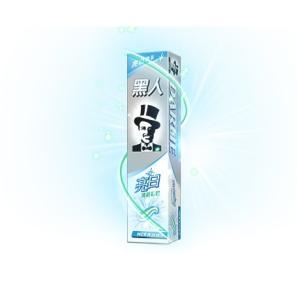 《黒人》亮白牙膏 190g入★台湾NO.1歯磨き粉★ホワイトニングタイプ 《台湾 お土産》|rnet-servic