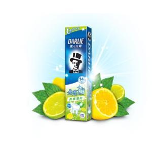 《黒人》全亮白青檸薄荷牙膏 140g入★台湾NO.1歯磨き粉★フルホワイトニング・ライムミント・タイプ 《台湾 お土産》|rnet-servic