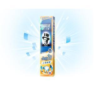 《黒人》全亮白晶亮修護牙膏 140g入★台湾NO.1歯磨き粉★ホワイトニング補修・タイプ 《台湾 お土産》|rnet-servic