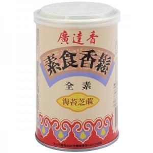 《廣達香》 素食香鬆(150g) ベジタリアン仕様ローソン   《台湾 お土産》|rnet-servic