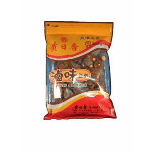 《黄日香》  大包 滷味豆乾−醤油煮込豆干-豆腐干(純素-ベジタリアン) 430G  《台湾 お土産》|rnet-servic