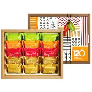 《呷百二》水果酥/15個入(フルーツケーキ)  《台湾 お土産》|rnet-servic