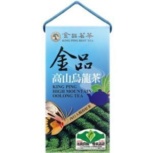 《金品茗茶》 金品 高山烏龍茶(ゴールド品質プレミアム高山烏龍茶)((150g入) 《台湾 お土産》|rnet-servic