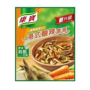 《康寶(台湾クノール)》港式酸辣濃湯(2入)(香港スタイルのサンラータン)《台湾 お土産》|rnet-servic