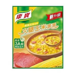 《康寶(台湾クノール)》新火腿玉米濃湯(2入)(ハム入りコーンチャウダー)《台湾 お土産》|rnet-servic