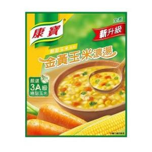 《康寶(台湾クノール)》金?玉米濃湯(2入)(ゴールデンコーンチャウダー)《台湾 お土産》|rnet-servic