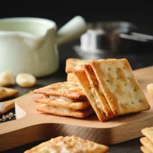《LADYMAMA私房點心》 手工三明治Q餅(原味) 12入 (手作りヌガークラッカーサンド−オリジナル味) 《台湾 お土産》|rnet-servic