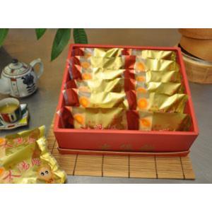 《太陽堂老店》傳統太陽餅(單)12入(伝統のタイヤンピン/個別包装タイプ)  《台湾 お土産》|rnet-servic