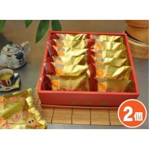 《太陽堂老店》傳統太陽餅(單)12入(伝統のタイヤンピン/個別包装タイプ)  ×2箱 《台湾 お土産》(▼1,000円値引)|rnet-servic
