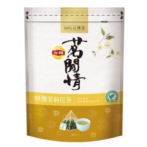 《立頓》 茗間情 茉莉花茶(台湾リプトン−ジャスミン茶)(三角ティーバッグ-36入/包) 《台湾 お土産》|rnet-servic