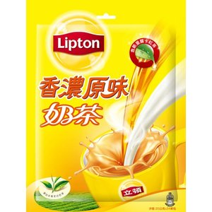 《立頓》 香濃原味乳紅茶 (20gX20入/袋)(台湾リプトン−ミルクティー)《台湾 お土産》|rnet-servic