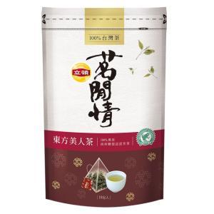 《立頓》 茗間情 東方美人茶(台湾リプトン−東方美人茶)(三角ティーバッグ-18入/包) 《台湾 お土産》|rnet-servic