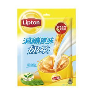 《立頓》 原味減糖乳茶 (17gX20入/袋)(台湾リプトン−低糖ミルクティー)《台湾 お土産》|rnet-servic