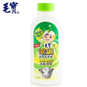 《毛寶》電鍋專用清潔劑★200ml(電鍋専用洗浄剤) 《台湾 お取り寄せ》|rnet-servic