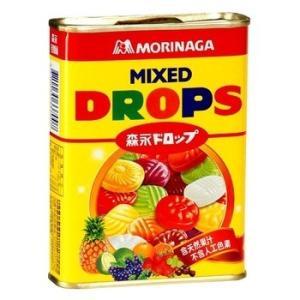《台湾森永》多樂福水果糖 (黄罐)★ミックスドロップ(イエロー缶)  《台湾 お土産》|rnet-servic