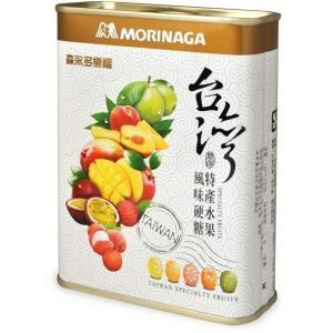 《台湾森永》多樂福水果糖 (台灣特産水果)★ミックスドロップ(台湾特産フルーツ缶)  《台湾 お土産》|rnet-servic