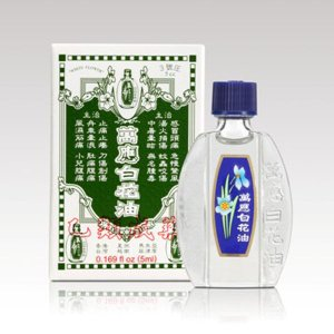 《萬應白花油》 台湾の万能アロマオイル 万能白花油 5ml  《台湾 お土産》|rnet-servic