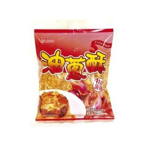 《耆盛》油葱酥(150g/袋)(油葱、赤ネギ、フライドエシャロット) 《台湾 お土産》|rnet-servic