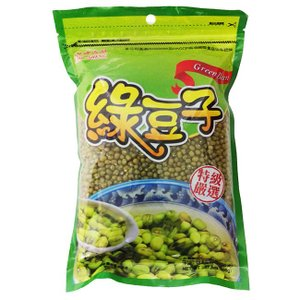 《耆盛》緑豆子(500g/袋)(グリーンビーンズ、サヤインゲン) 《台湾 お土産》|rnet-servic