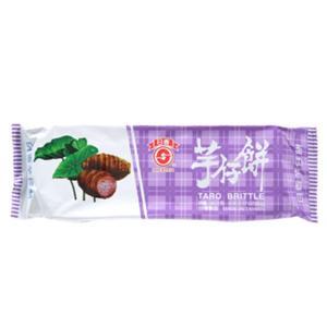 《日香》 芋仔餅 90g (タロイモ・クラッカー) 《台湾 お取り寄せ土産》|rnet-servic