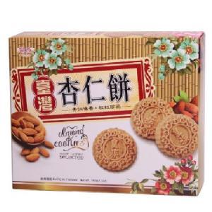 《皇族》 台灣杏仁餅 150g(アーモンドクッキー)  《台湾 お土産》|rnet-servic