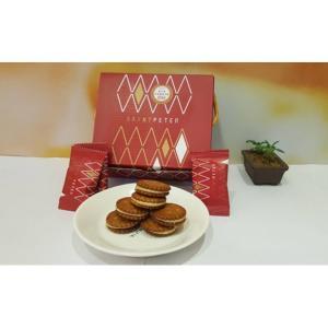 《聖比徳》梅香牛軋餅-30入- 《台湾 お土産》|rnet-servic