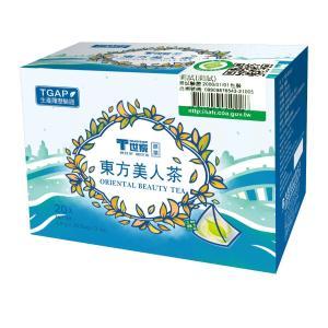 《T世家》 東方美人茶 三角ティーバッグ(20入/包) 《台湾 お土産》|rnet-servic