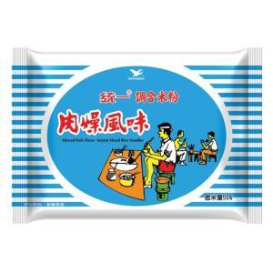 《統一》 調合米粉肉燥風味  (60g×4袋 ) (肉そぼろ風味・ビーフン) 《台湾B級グルメ お土産》|rnet-servic