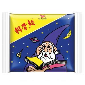 《統一》 科學麺  (40g×5袋) (インスタントラーメン) 《台湾B級グルメ お土産》|rnet-servic