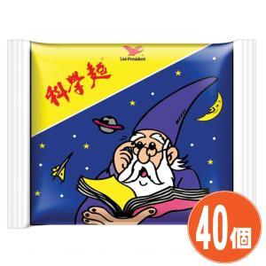 《統一》 科學麺  (40g×5袋) (インスタントラーメン) ×8個(40袋) 《台湾B級グルメ お土産》(▼180円値引)|rnet-servic