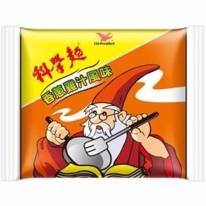 《統一》科學麺-香葱鶏汁風味  (40g ) (エシャロットチキンスープ味・インスタントラーメン) 《台湾 お土産》|rnet-servic