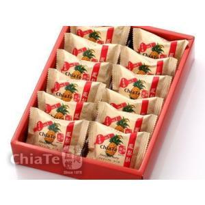 《佳徳》原味佳徳鳳梨酥 パイナップルケーキ(12個入)  《台湾 お土産》
