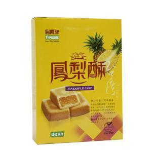 《台鳳牌》鳳梨酥 6片入 162g(パイナップルケーキ)  《台湾 お土産》|rnet-servic