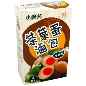 《小磨坊》 茶葉蛋滷包 40g(台湾式煮卵のスープの素パック)  《台湾 お土産》|rnet-servic