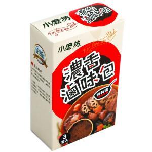 《小磨坊》 濃香滷味包36g(煮込み牛肉のスープの素パック)  《台湾 お土産》|rnet-servic