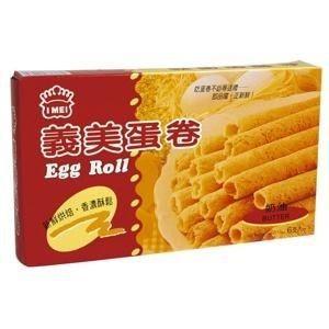 《義美》原味蛋捲(60g) エッグロール《台湾  お土産》|rnet-servic