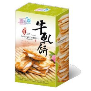 《雪の恋》牛軋餅(112g)(ヌガービスケット)  《台湾 お土産》|rnet-servic